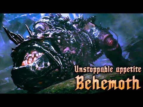DEVIL MAY CRY 5 - Behemoth Fight Gameplay thumbnail