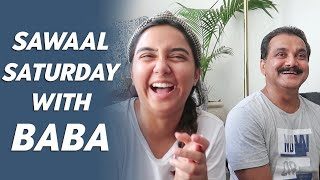 Subeh fan kyun off karte ho? | #SawaalSaturday with Baba | MostlySane