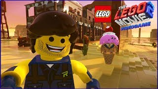 The LEGO Movie 2 Videogame The Old West 100% Completion (Rex-Splorer System)