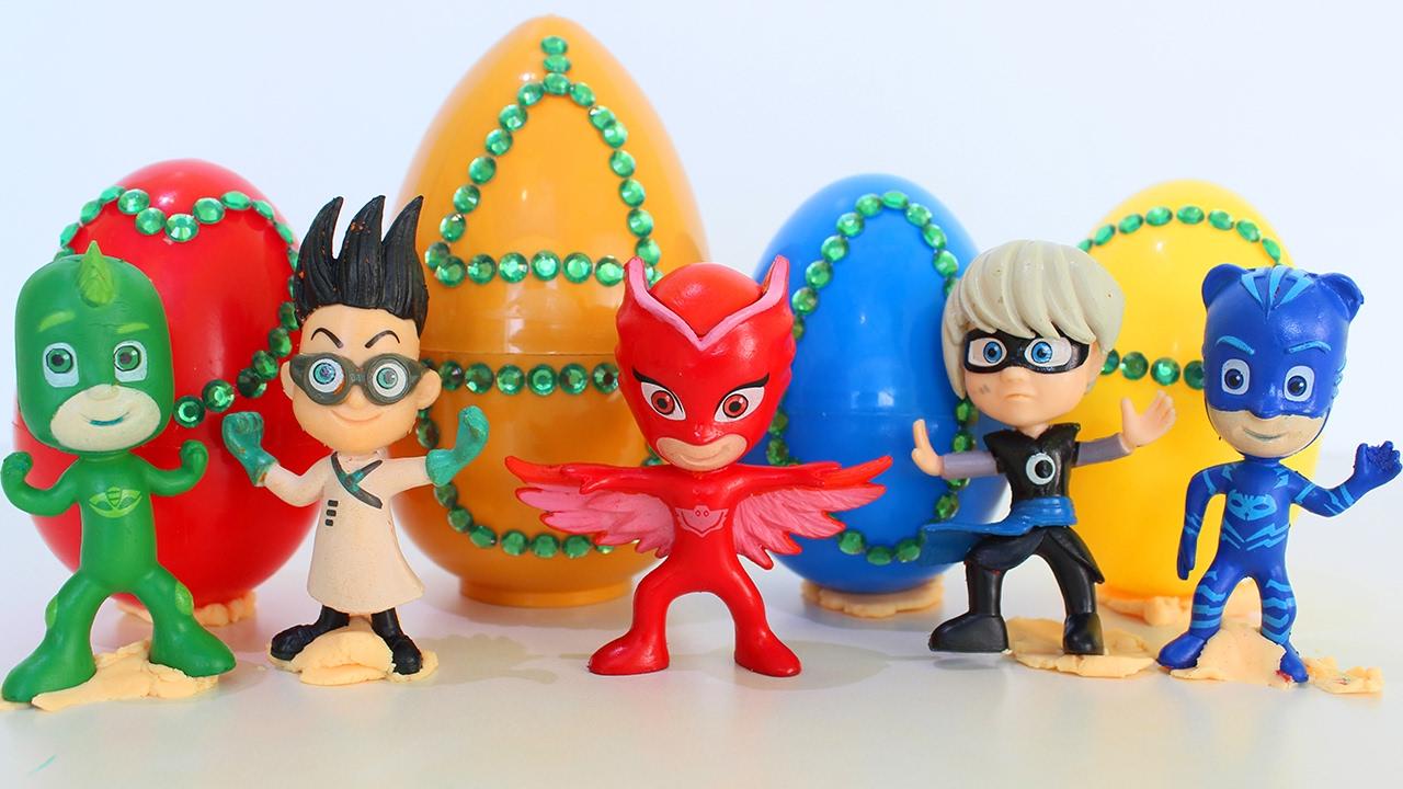 Смотреть герои в масках игрушки