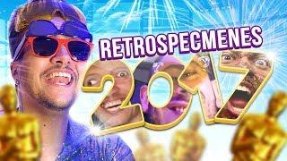 RETROSPECMENES 2017 || OS MELHORES MENES 2017