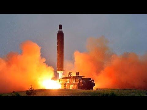 Korea Utara lancar 4 peluru berpandu...