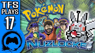 Pokemon Silver NUZLOCKE Part 17 - TFS Plays - TFS Gaming