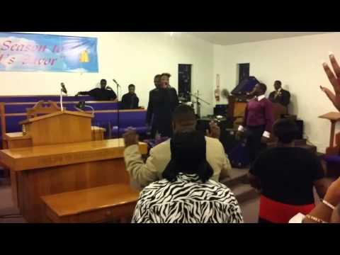 Pastor Christina Robinson Preaching @