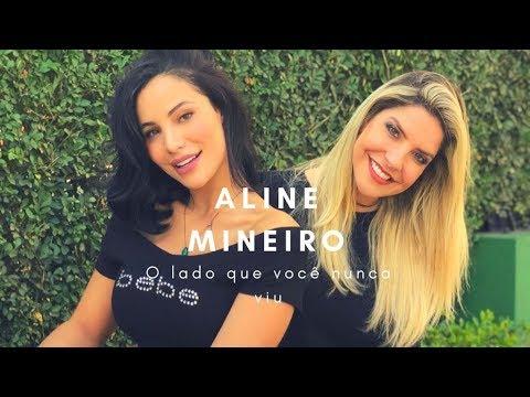 """ALINE MINEIRO: """"EU TIVE DEPRESSÃO MAS SOFRI EM SILÊNCIO"""" thumbnail"""