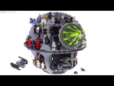 LEGO Star Wars Death Star review 75159