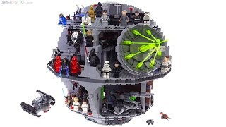 lego Star Wars 75159 Death Star Review