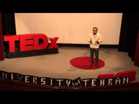 Designpreneur :How a Designer Finds his Fraternal Twin   Nejdeh Hovanessian   TEDxUniversityofTehran