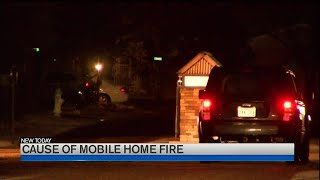 CSFD Determines Cause Of Fatal Mobile Home Fire