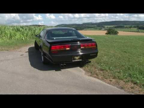 1992 Pontiac Firebird Trans Am