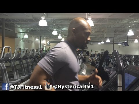 Treadmill Tip How to burn a lot of calories ( Fitness Tips ) @TJ Fitness 1