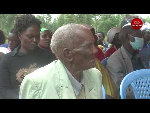 Bomet Governor Dr. Hillary Barchok blames MPs for the high cost of living