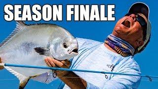 Addictive Fishing Blair Wiggins Bloopers and Fails Season 19 Finale
