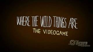 Where the Wild Things Are Xbox 360 Trailer - Character