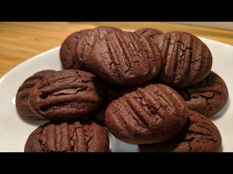 Chocolate Biscuits Recipe/Cocoa Biscuits Recipe/Biscuits Recipe At Home