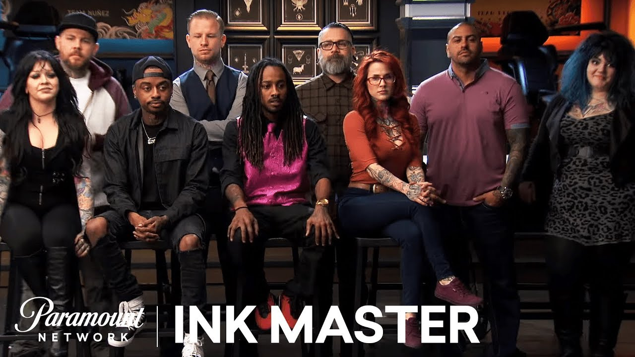 Meet Team Nuñez - Ink Master, Season 8 - YouTube