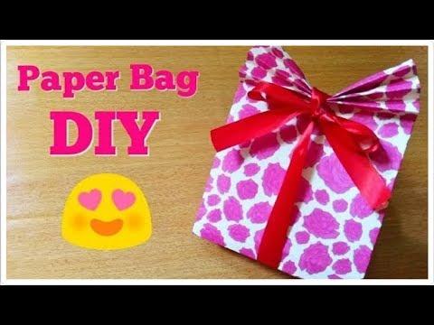 DIY Bungkus Kado Paper Bag Unik