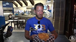 Barstool Pizza Review - New York Pizzeria (New York-New York, Las Vegas)