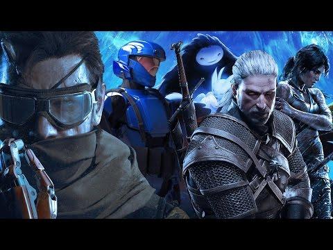 Top 10 - Los Mejores Videojuegos Del 2015 (Parte 1)