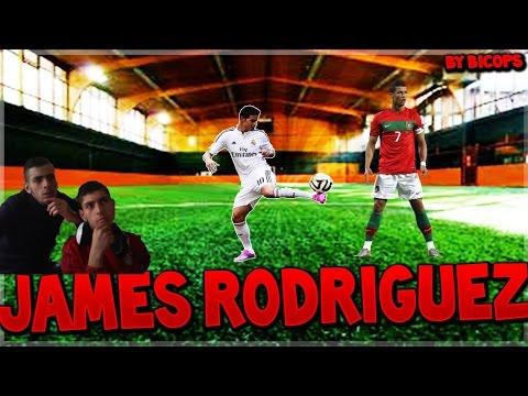 JAMES RODRIGUEZ CHALLENGE ! Avec les abonées..