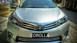 2016 Review for TOYOTA COROLLA