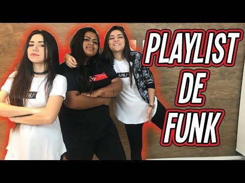 PLAYLIST DE FUNK COM DANI RUSSO E MARIA VENTURE !!!