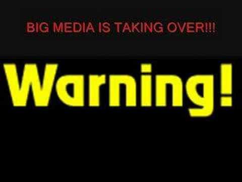 Stop the Big Media Takeover!