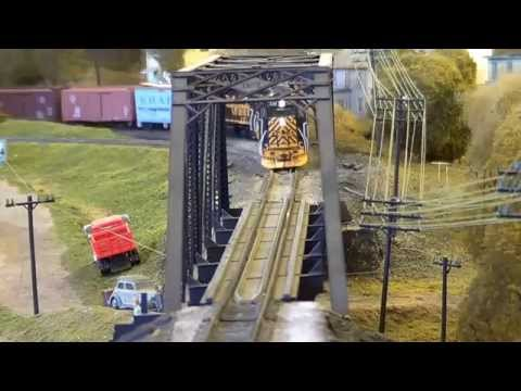 2-15-2015 Guernsey Valley Model Railroad Club part 1