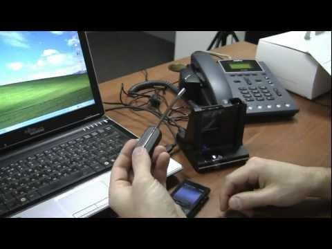 Видео: Plantronics Savi W740! Тест беспроводной гарнитуры