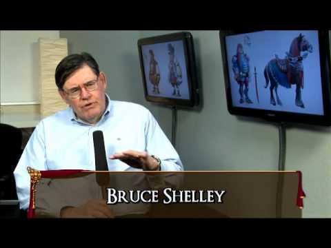 Bruce Shelley on Settlers 7 (Economy)