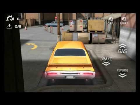 Backyard Parking 3D   Patch 1.601   New Car Preview
