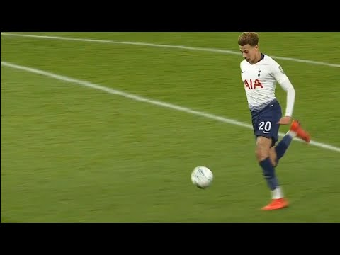 Dele Alli's Goal Vs Arsenal (Away) 19/12/2018