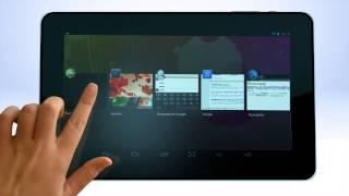 Cómo funciona tu tableta Aprix
