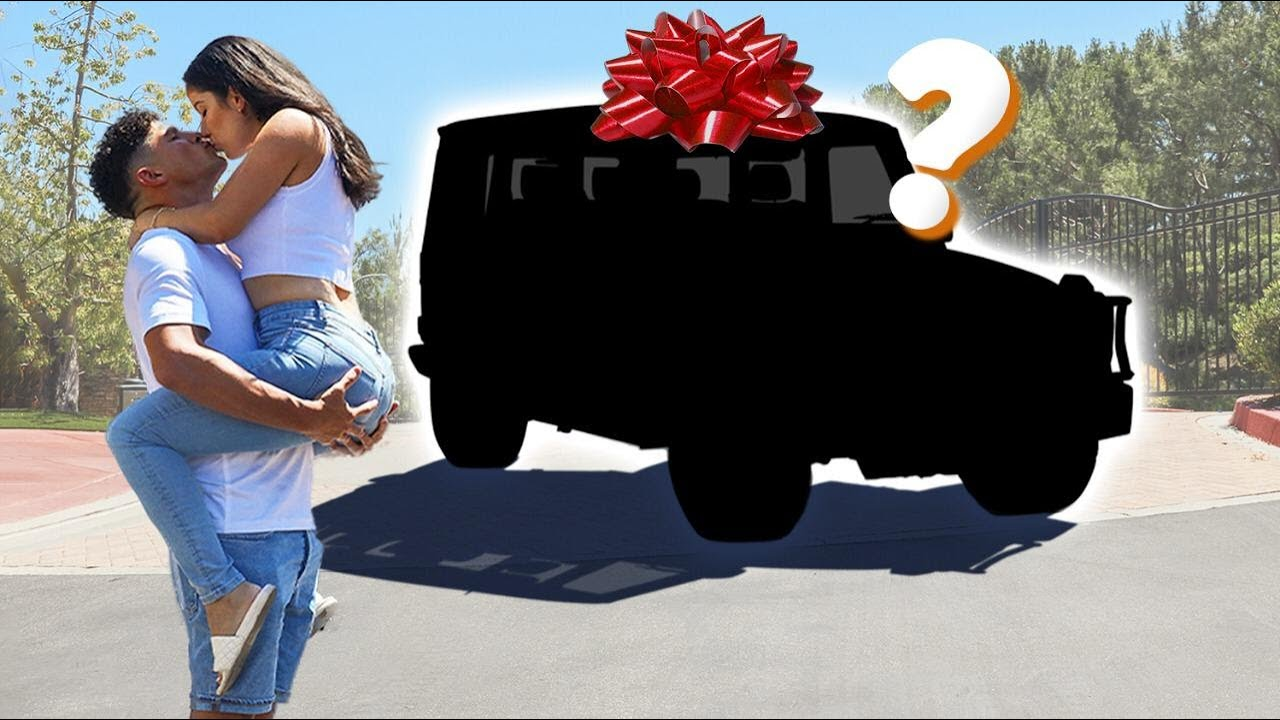 SURPRISING MY WIFE WITH A NEW CAR!!! **EMOTIONAL**