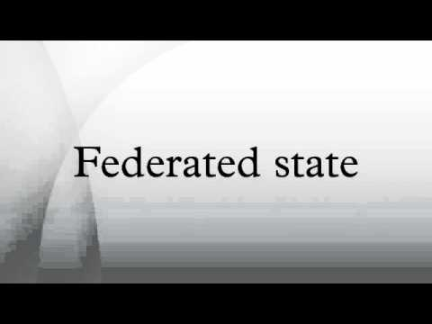 Federated state