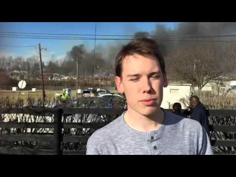 Stockyard fire