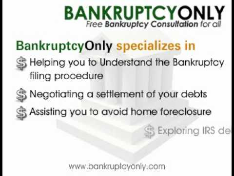 How to file for bankruptcy online