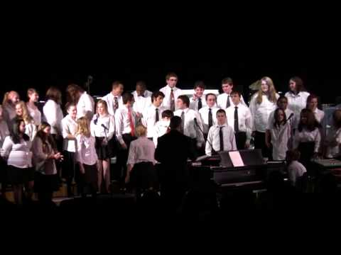 2014 Lyons Middle/High School Holiday Concert.