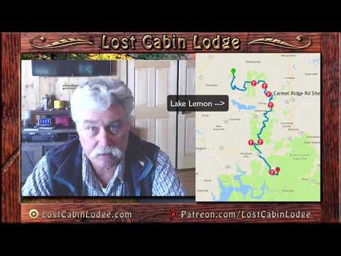DNR logging practices in Brown County Indiana, and its effect on soil erosion, with David Seastrom