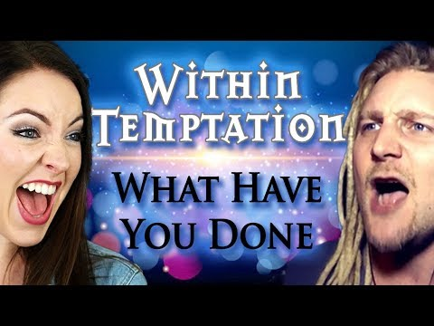 Within Temptation - What Have You Done (Cover by Minniva feat. Rob Lundgren & Quentin Cornet)