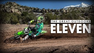 The Great Outdoors: Eleven - Official Teaser - Eli Tomac, Jeffrey Herlings,  Marvin Musquin