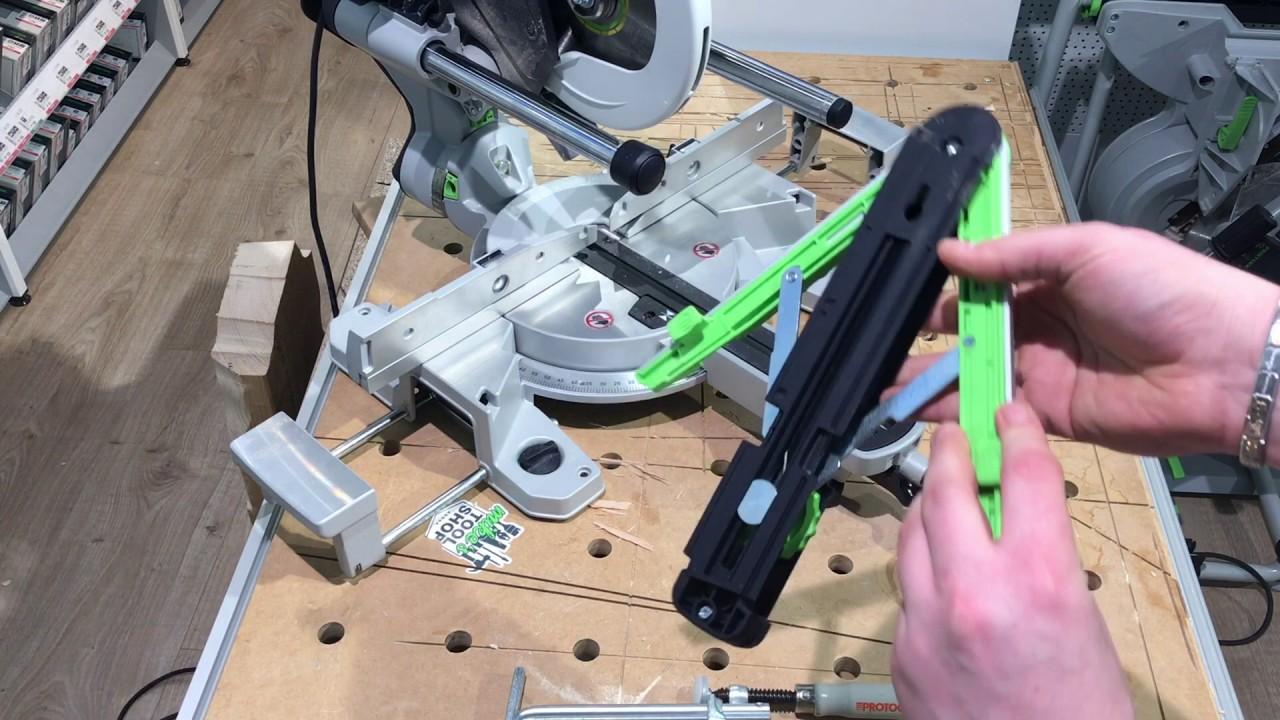 mike's toolshop erklärt die neue festool kapex ks 60 - teil 1 - youtube