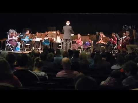 Omaha Area Homeschool Intermediate Orchestra: Arkansas Traveler
