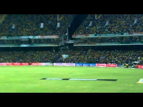 M.A.Chidambaram stadium- During IPL Finals 2011--Part 5