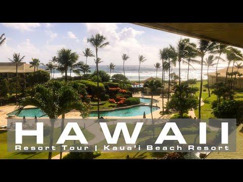 Kauai Beach Resort Tour | Lihue KAUAI | HAWAII Vacation Tips