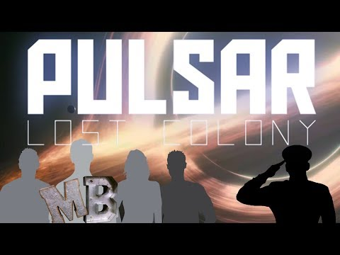 PULSAR Lost Colony in VR (Oculus Rift)