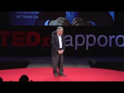 The future, envision and embody | Hiroshi Ishii | TEDxSapporo