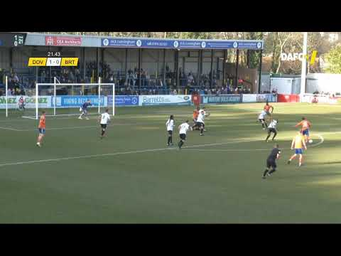 Highlights: Dover Athletic 3-0 Braintree Town
