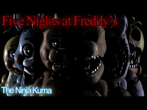 Five Nights at Freddy's - Part 1|  FIRST TIME Playing  | WARNING: SCARY JUMP SCARES