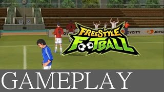 FreeStyle Football -PC Game -2017 (Steam Gameplay)